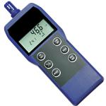 RH meter with moisture sensor